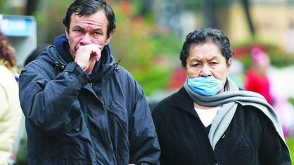 Aviso preventivo por Influenza