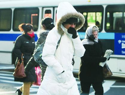 Después del frío comienza a calentarse