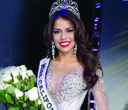 Latina de Orange County es coronada Miss California
