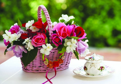 Flores para embellecer el hogar
