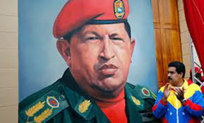 Hugo Chávez regresó a Venezuela