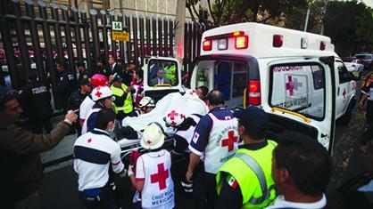 Mexico, gas provoco explosión