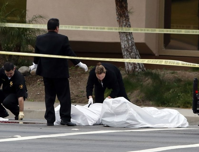 Cuatro personas mueren en tiroteo en O.C.
