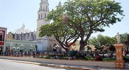Campeche, Ciudad barroca llena de historia