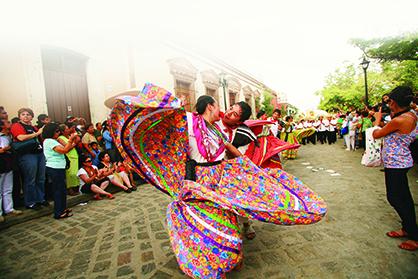 El colorido estado de Oaxaca