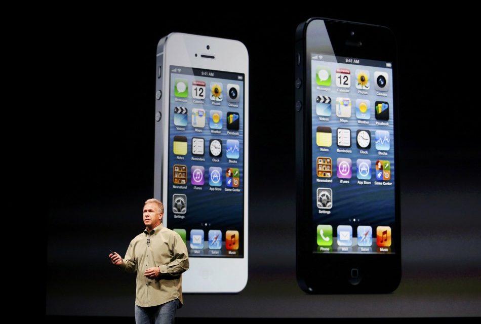 Nuevo iPhone s5