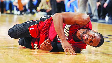 Wade jugaria hasta los playoffs