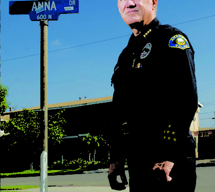 Se retira el jefe de la policia de Anaheim