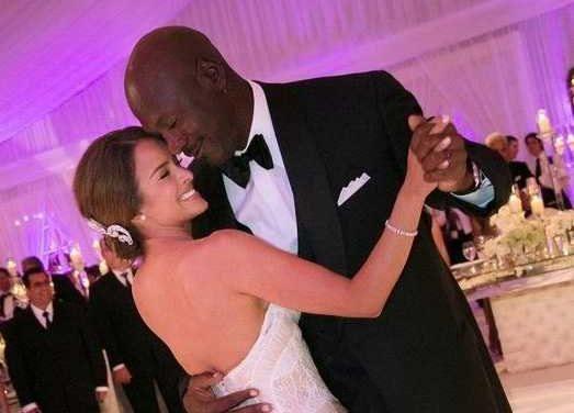 Michael Jordan se casa.