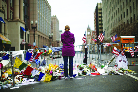 Primer Interrogatorio a Tsarnaev