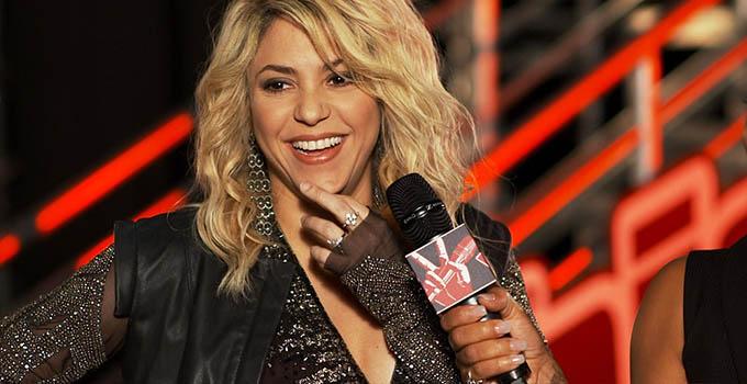 Shakira le da voz y voto a Milán