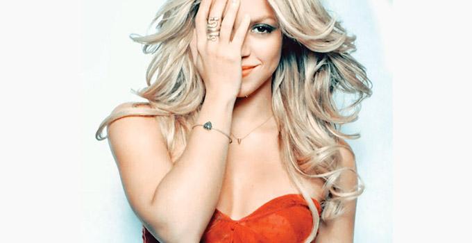 Shakira pelea con la bascula