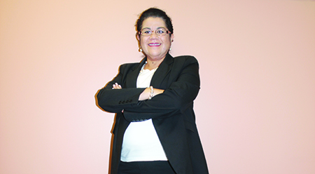 Yo lucho por mi destino: Patty Juárez
