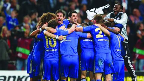 Chelsea es el Campion