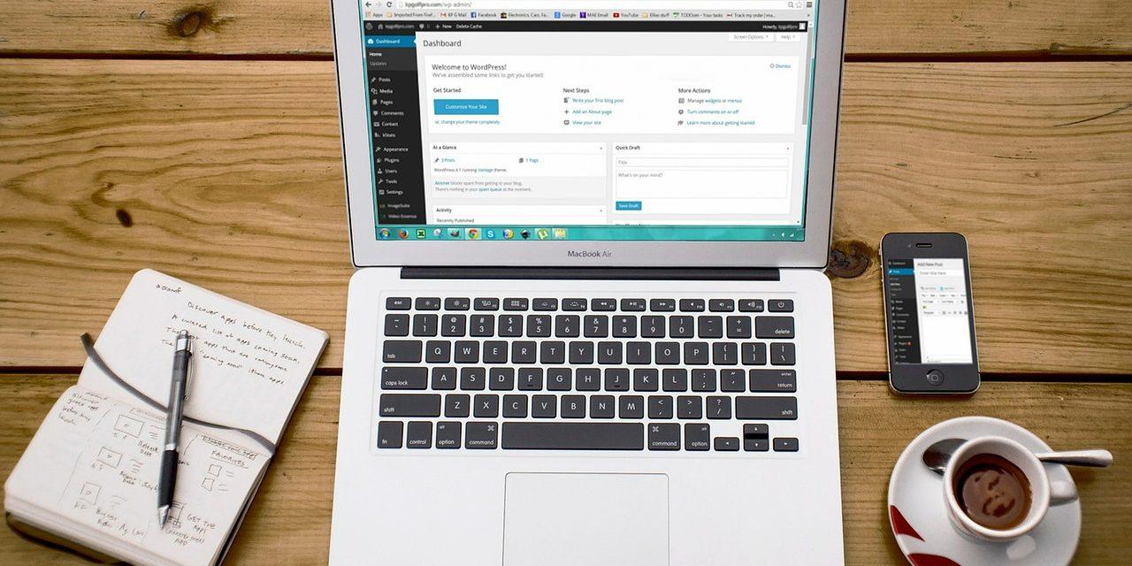 Creando nuestro propio sitio web en WordPress