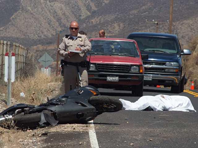 Suben las muertes de motocicletas
