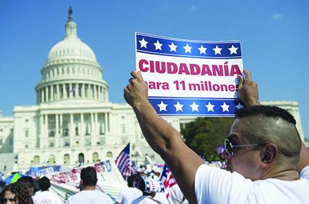 Reforma migratoria se tambalea en el Congreso