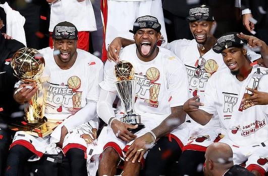 El Heat logra el bicampeonato