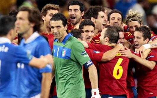 España está en la final