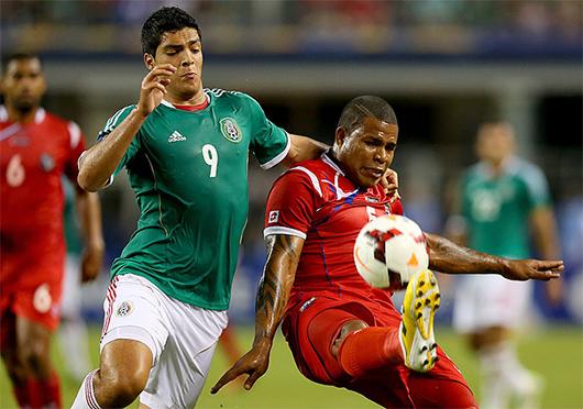 Fracaso mexicano en Copa Oro