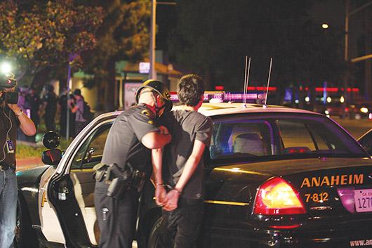 Contra la brutalidad policiaca