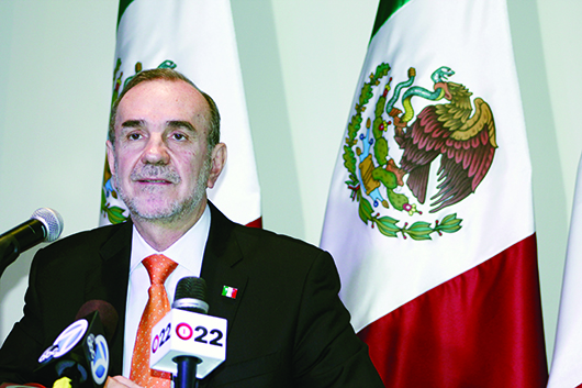 Cónsul Mexicano en L.A.