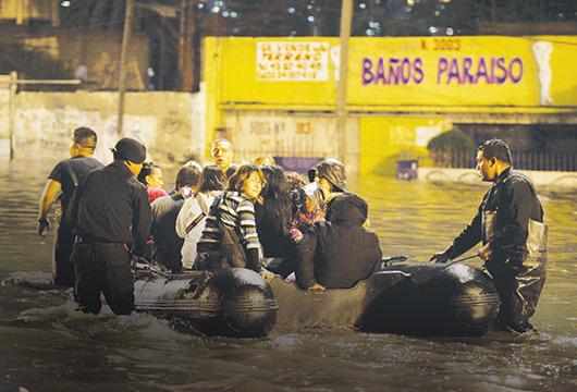 California ayuda a Guerrero