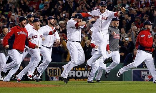 Boston Campeón de la Serie Mundial