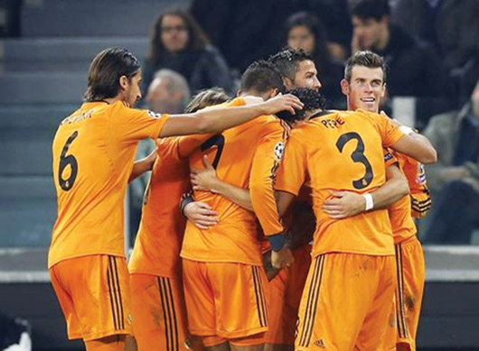 Real Madrid liquida la serie