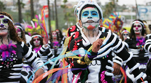 Carnaval de Ensenada 2014