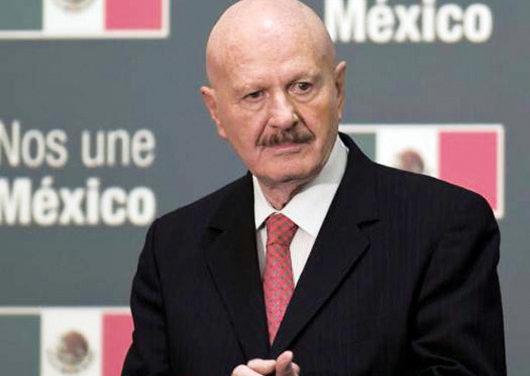 Renuncia funcionario clave en México