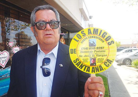 El oficial José Vargas será finalmente reconocido