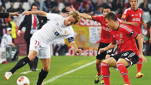 Sevilla ganó por penales y es campeón