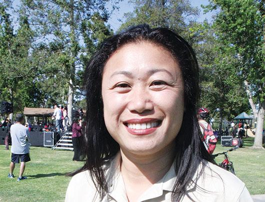 Janet Nguyen: Mi estilo es ir vecindario por vecindario