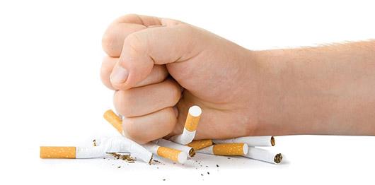 Los efectos del cigarro