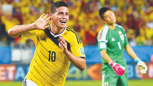 """Colombia termina como primer lugar del """"C"""""""