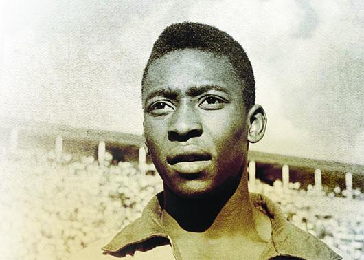 """""""Pelé"""": O Rei do Futebol"""