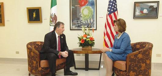 Promover el emprendimiento y el  crecimiento de las pequeñas empresas México- EU