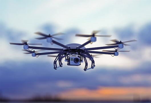 Filmando en el Cielo  Con Sistema Aéreo No Tripulado