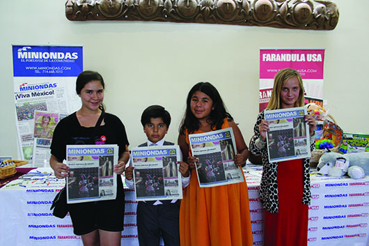 ¡Miniondas y Cervantes Real Estate Celebran la Fiesta Latina!