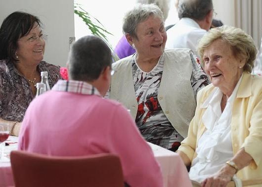Cómo envejecer con buena salud