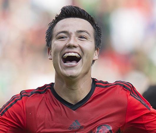CUBO TORRES-disfruta su momento en selección mexicana