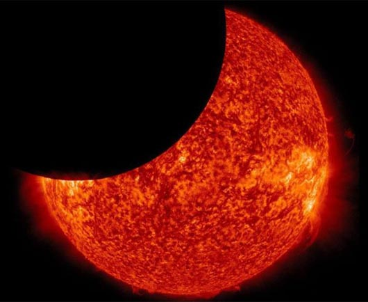 Invita La Rodadora a presenciar hoy el eclipse de sol
