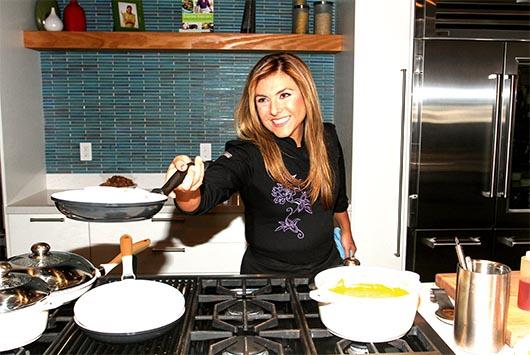 Chef Lorena García y el mundo de la gastronomía
