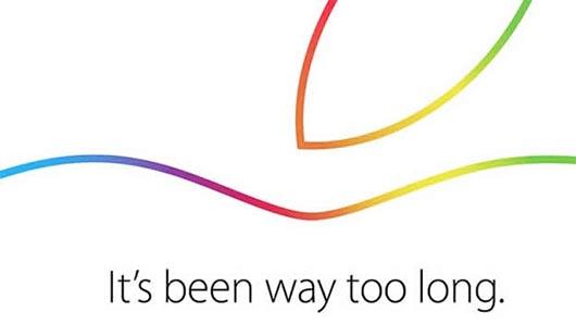 Apple lanza invitación para un evento el 16 de octubre