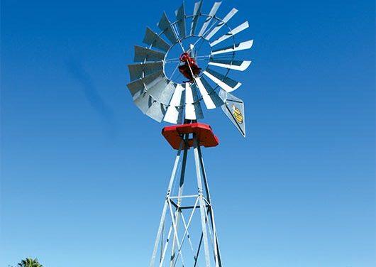 Un molino de viento será emblema del Orange County Heritage Museum