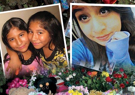 Andrea González, Lexi y Lexandra Pérez, descansen en paz