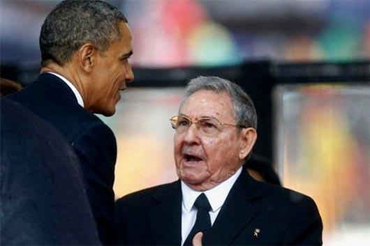 EE.UU. y Cuba  reinician relaciones diplomáticas