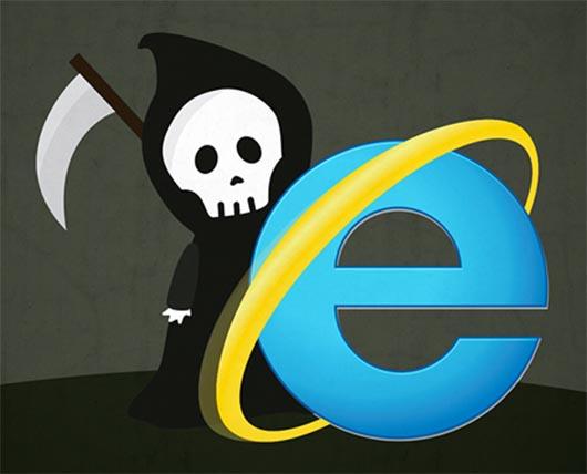 Internet Explorer debe morir
