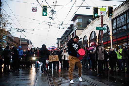 Viaje por la Justicia en Ferguson